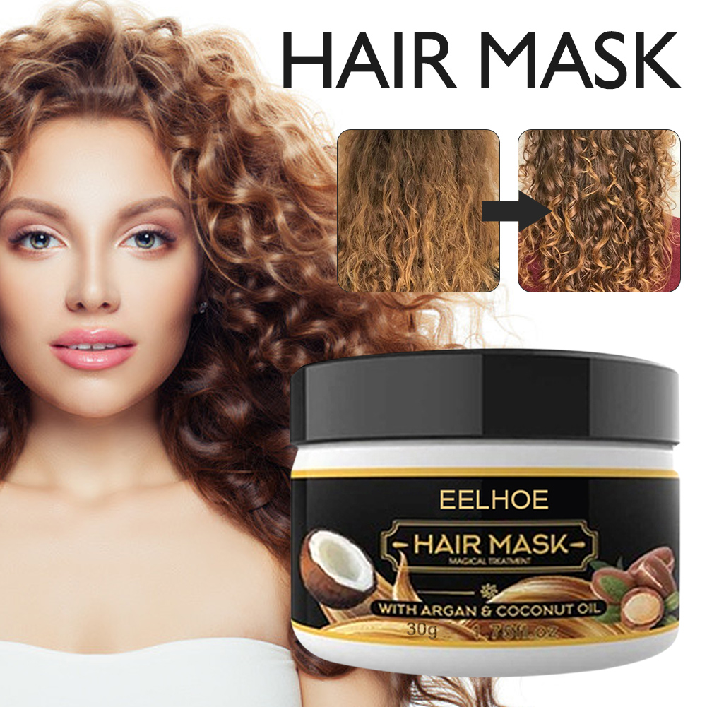 Shiny Hair Instant Keratin Hair Repair Mask