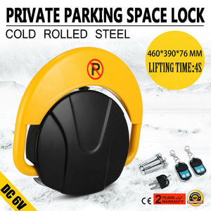Automatic parking lock +2 remote control Anti-stools Stable performance