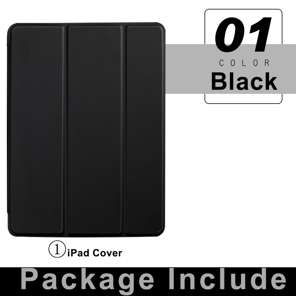 1 Black White For iPad Pro 11 Flip Tablet Case 2021 Stand Smart Cover Funda For iPad pro 11