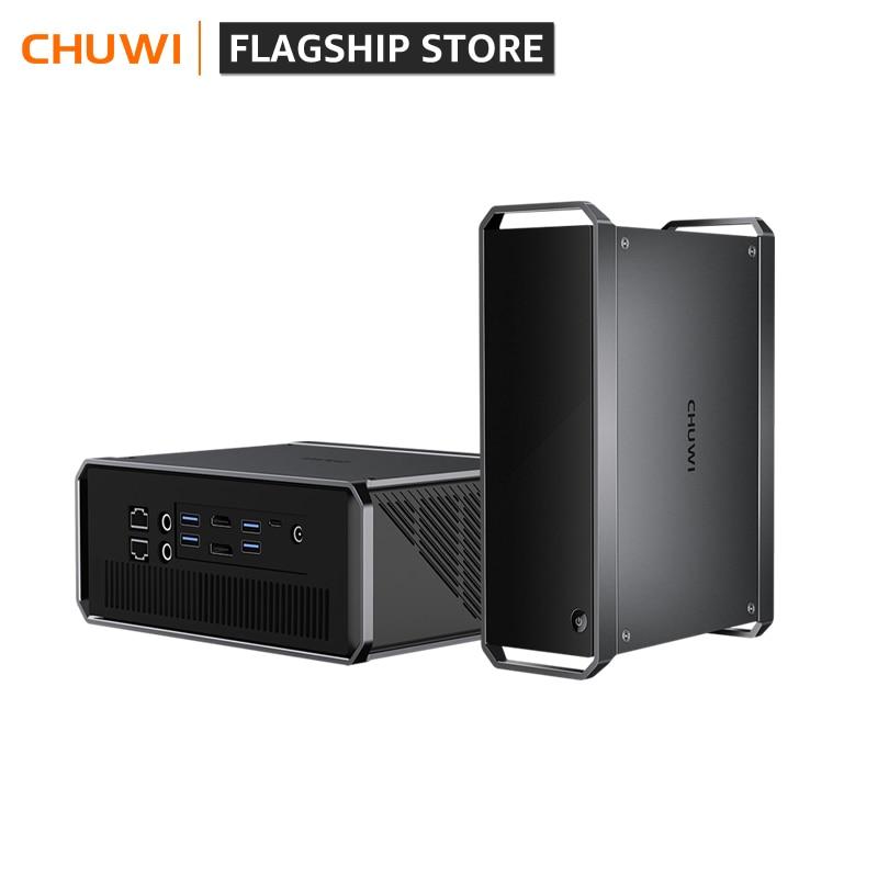 CHUWI 2020 новейший CoreBox Pro Intel i3-1005G1 Mini игровой Настольный ПК 12 Гб ОЗУ 256 Гб ПЗУ двухъядерный Bluetooth 5,1