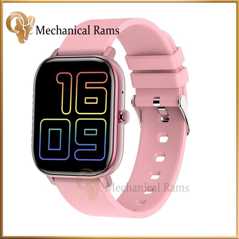 Reloj inteligente MR gw22, resistente al agua, IP67, 1,6 pulgadas, Control de música, para Android, ios, oppo, apple Watch, pk, Amazfit ls05, 02 gt