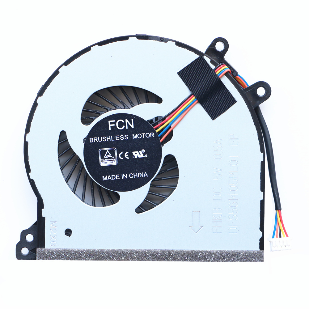 New Fcn FHKB Cooling Fan For Lenovo Xiaoxin 310-14ISK 310-15 310-<font><b>15isk</b></font> <font><b>510</b></font>-<font><b>15isk</b></font> <font><b>510</b></font>-15ikb Cpu Cooling Fan image