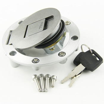 Fuel Gas Cap With Cover Key Tank For Yamaha SDR200 SRX250 XJ400L XJ600 TZR50 TDR125 TDR125R TZR125R TZR125RR RD350LC RD500LC image