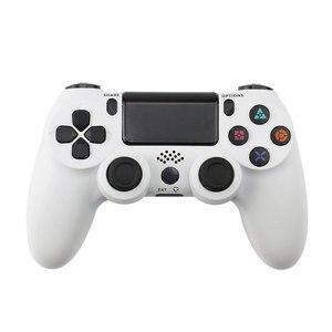 Image 3 - Gamepad sem fio para ps4 colorido lidar com jogo controlador joystick gamepads para playstation 4 ps 4 gaming console joypad controle