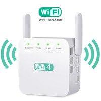 WiFi повторитель беспроводной WiFi усилитель 300 Мбит/с Wifi расширитель диапазона Wi-Fi длинный усилитель сигнала 2,4G Wi-Fi ультрабуст точка доступа