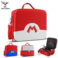 iBen Portable EVA Storage Bag Cover Case For Nintend Switch Accessories NS NX Pokeball Protective Shell Accessories