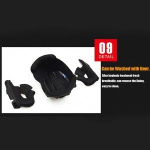 Image 3 - NEW GXT 160 Flip Up Motorcycle Helmet Double Lense Full Face Helmet Casco Racing Capacete