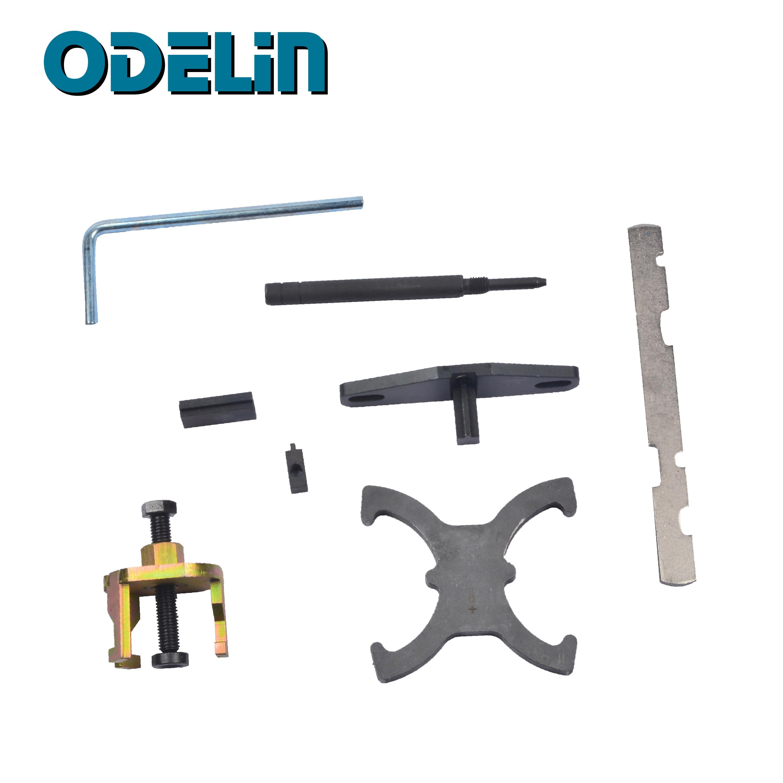 Engine Timing Tool Kit Camshaft & Flywheel Locking Tools for Ford Mazda