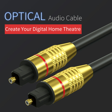 Cable Optico Digital Audio Toslink SPDIF Fiber Optical Audio Cord 1.5m for Amplifiers Blu-ray Player Xbox Soundbar Optic Cable voxlink premium toslink fiber optic digital audio optical cable od 6mm gold plated spdif cord wire for tv dvd