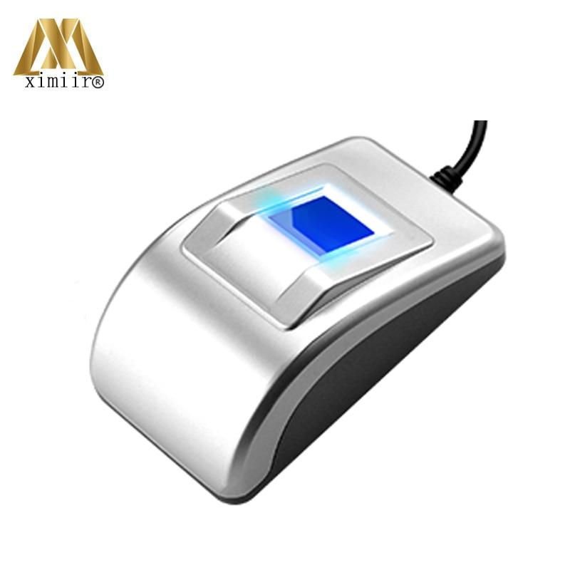 Biometric Fingerprint Scanner U3000 Access Control Fingerprint Reader USB Fingerprint Sensor Work With TFS20