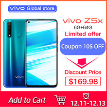 original vivo Z5x Mobile Phone 6.53