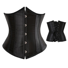 Underbust Corset Shapers Girdles Body-Belt Slimming Sexy New-Style Women Dropship Support-S-Xxxl