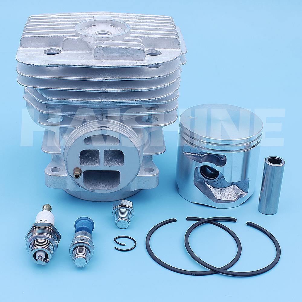 56mm Cylinder Piston Kit For Husqvarna K960 K970 Concrete Cut Off Saw 544935603 Replacement Spare Parts