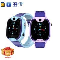 4G Children Phone Smart Watch WiFi video call GPS positioning payment Watch waterproof Smart AI Kids Watch WIFI Baby SOS Watch