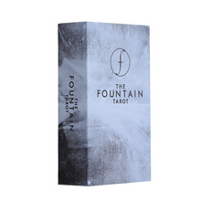 The Fountain Tarot Cards Oracle Game Card Family Party Playing Cards English Tarot Game Cards Board Games
