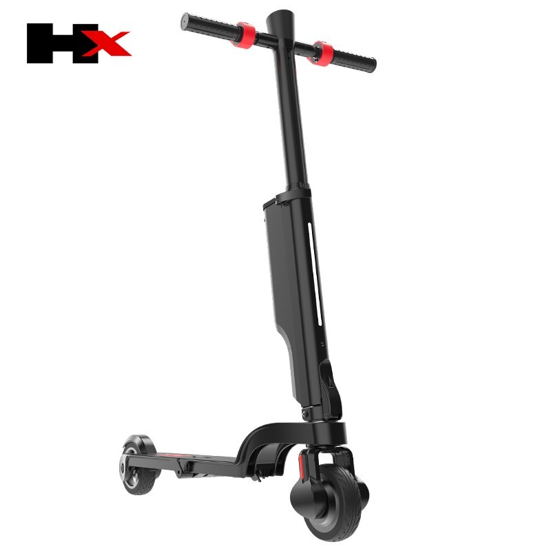 HX kick scooter smallest packing size save the shipping cost Bagpack Adult folding scooter Portable Folding Electric Scooter 6
