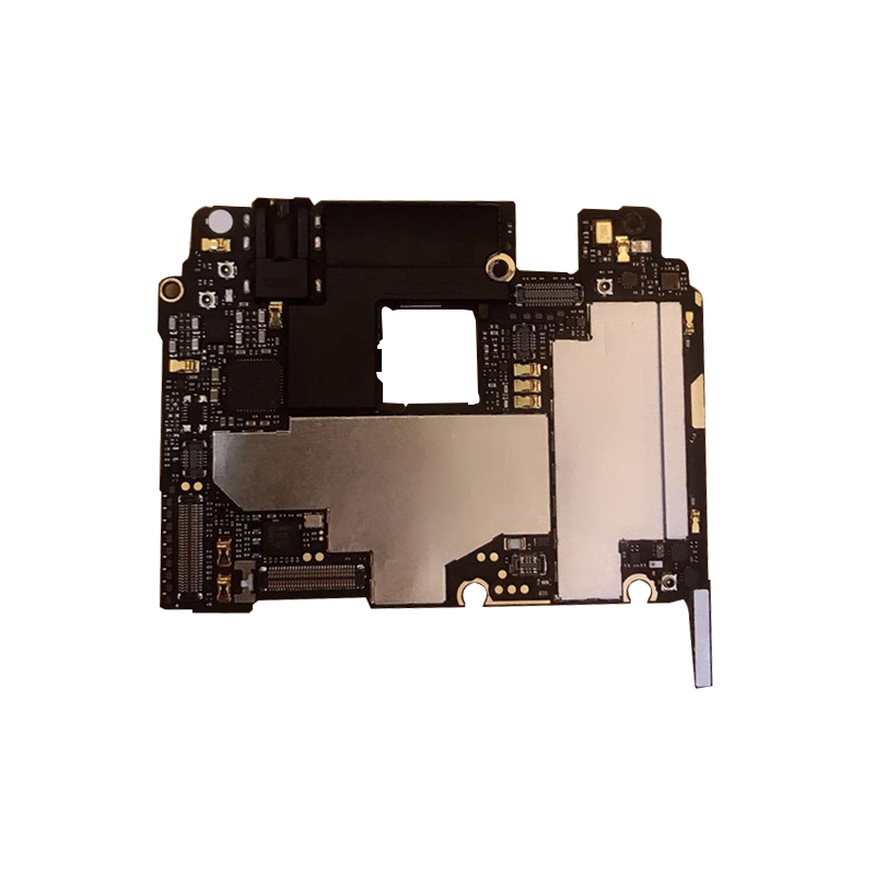 Used Original Work Unlock Mainboard For ZTE Axon 7 A2017 Axon7 A2017G Motherboard Circuits Fee Flex Cable Front Rear Camera