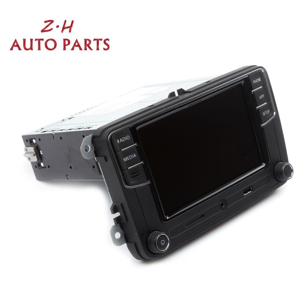 NUOVO 6.5 ''MIB RCD330 Più CarPlay Radio Player 6RD 035 187 B Per VW Golf Jetta Passat B6 Eos polo 1GB di RAM Supporto Bluetooth USB - 4