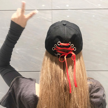 Ins Fashion Women Baseball Cap Sunshade Girl Heart-shaped Caps Hat Female Snapback Hats