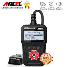Automotive Scanner Car-Diagnostic-Tool Elm327 V1.5 Ancel As100 Obd 2 Code-Reader Clear