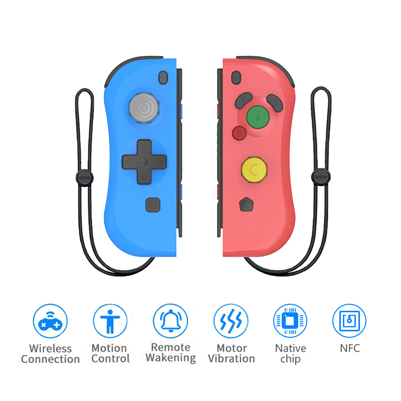 Joycon Right And Left Controller With NFC Function Wireless Joycon Gamepads For Nintendo Switch Accessories