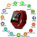 U8 Intelligente Orologio Pedometro Sonno Monitor Smartwatch Allarme di Chiamata di Promemoria di Musica di Bluetooth di Sport di Fitness Tracker Orologio Per Le Donne Degli Uomini