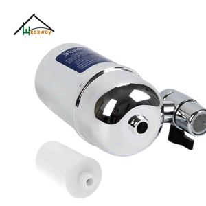 0.1-0.2 Microns Filtration Accuracy Percolator Carbon Filter Faucet for Water Filter System Removal Rust Bacteria