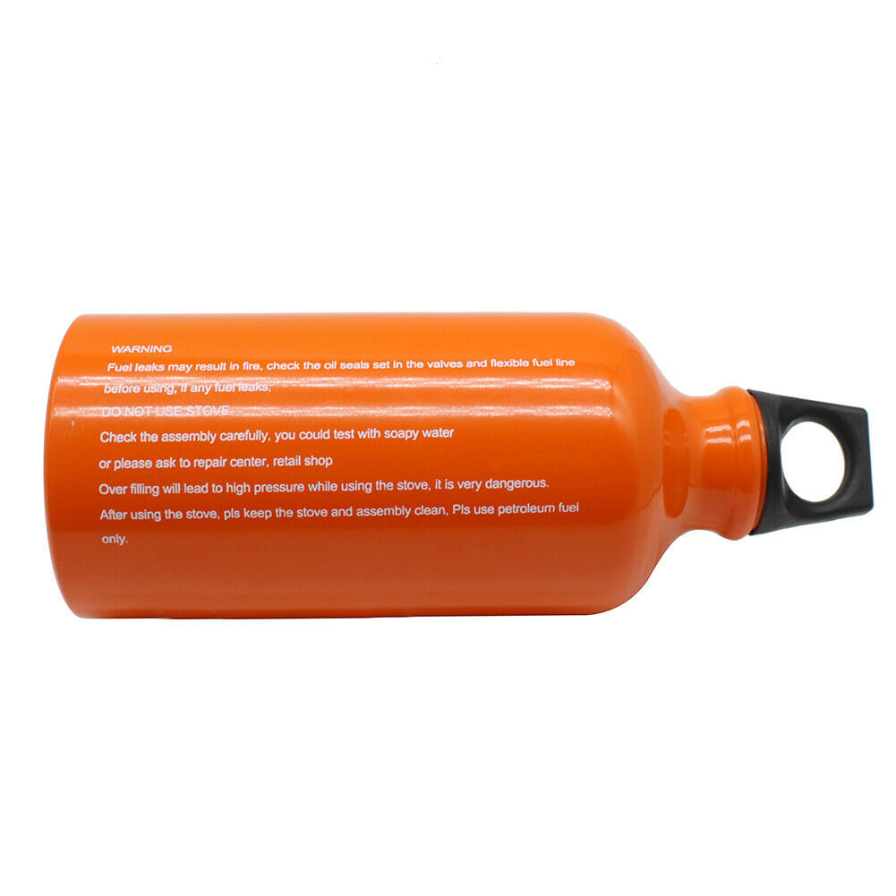 Petrol Gasoline Oil Fuel Bottle Canister Storage Lightweight Liquid Can Aluminum Container Useful Durable