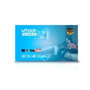 Image 5 - DVB T2 odbiornik dekodera DVB T cyfrowa telewizja HD Tuner Receptor MPEG4 H.264 naziemny odbiornik TV prefiks DVB T2 obsługa wifi