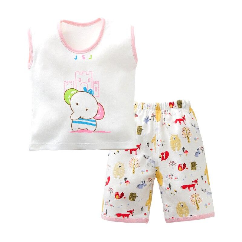 Newborn Baby Clothes Suit Gift Set For 6 Months Infant PCS