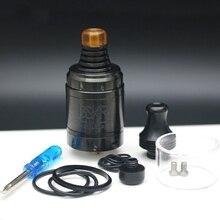 Hoge Kwaliteit Mini MTL RTA V1.5 Tank 24mm Tank 2ml tot 2.5ml Capaciteit BSKR Verstuiver Snelle Verzending