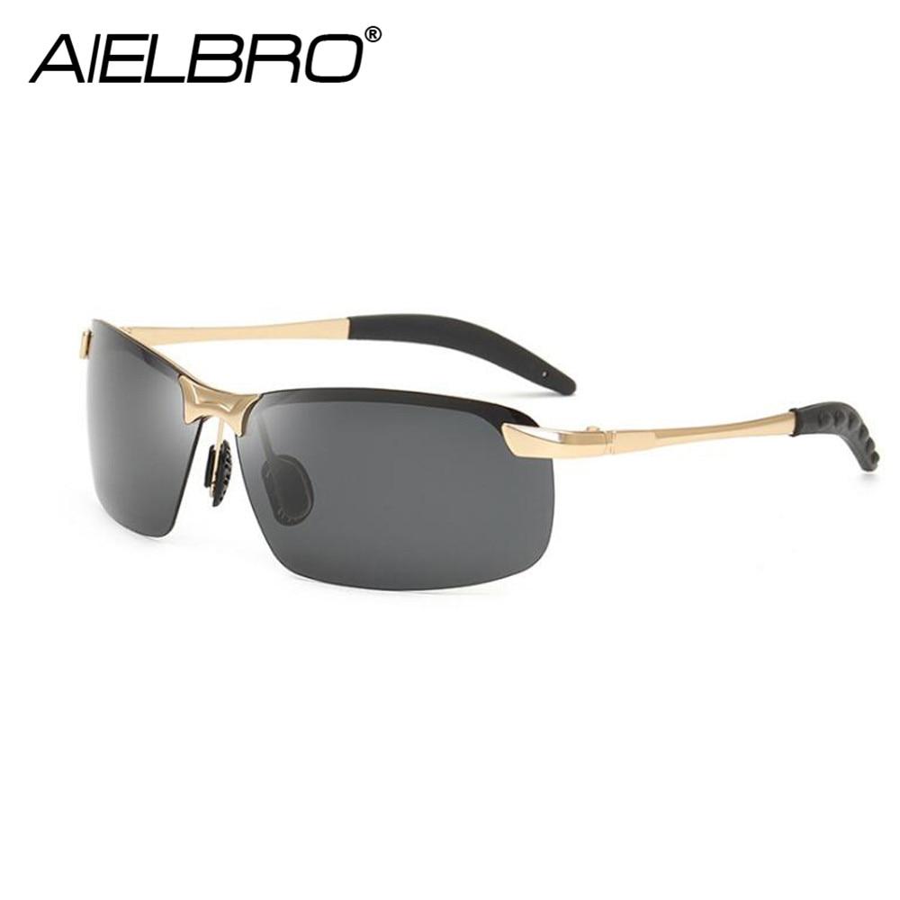 Купить с кэшбэком AIELBRO Polarized Photochromic Cycling Glasses Bike Glasses Outdoor Sports Men Women Bike Sunglasses Goggles Eyewear