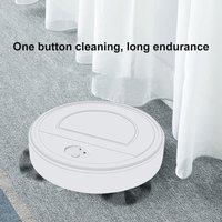 Automático inteligente robô aspirador de pó pequeno varrendo robô chão auto casa usb recarregável máquina limpeza