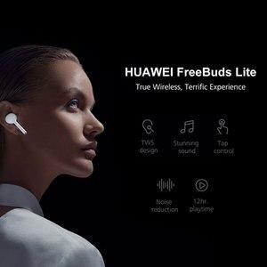Image 4 - HUAWEI FreeBuds 3/2/Lite TWS kulaklık Bluetooth kablosuz spor kulaklık Kirin A1 in kulak kulaklık su geçirmez kulaklık