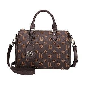 Модная Роскошная элегантная сумка женская сумка через плечо высокое качество сумки через плечо дизайнерские женские ручные сумки Большие ...