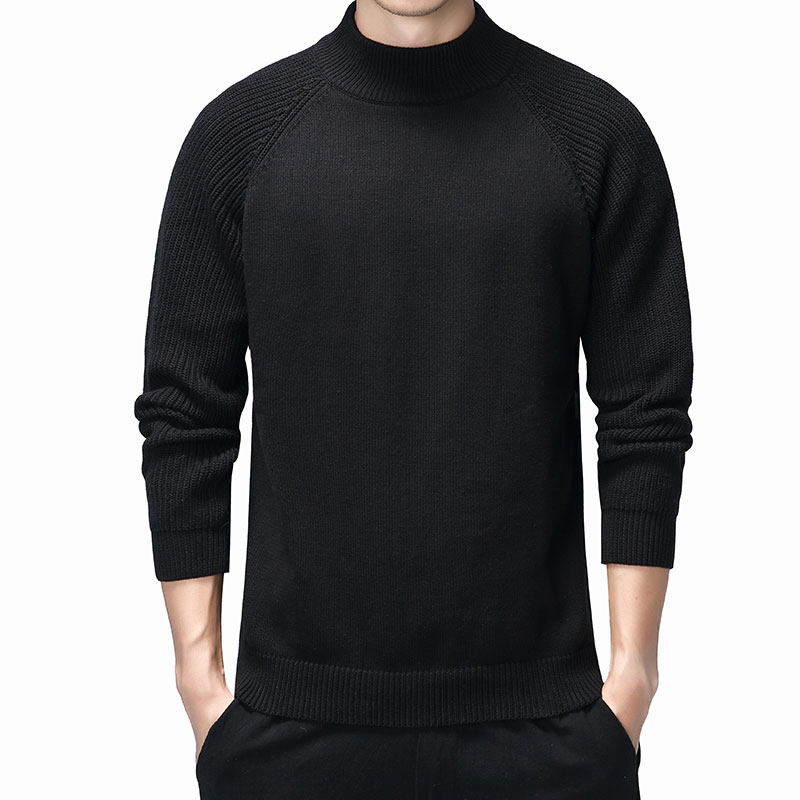 Cotton Mens Sweaters 2020 Winter Christmas Sweater Men Pullover O Neck Sweater Pull Homme Clothes Jersey Hombre Long Sleeve Coat
