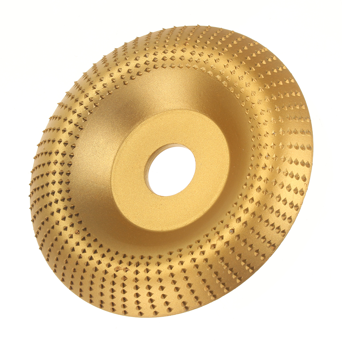 Wood Grinding Wheel Angle Grinder Disc Wood Carving Disc Sanding Abrasive Tool 16mm Bore