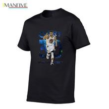High quality brand Fashion Stephen Curry 30 T Shirt Men Short Sleeve Cotton Shirts Tops T-shirt Tee Clothing
