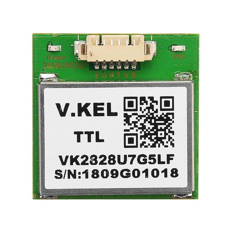 VK2828U7G5LF GPS Module TTL 1-10Hz with Antenna FLASH Flight Control GPS Model
