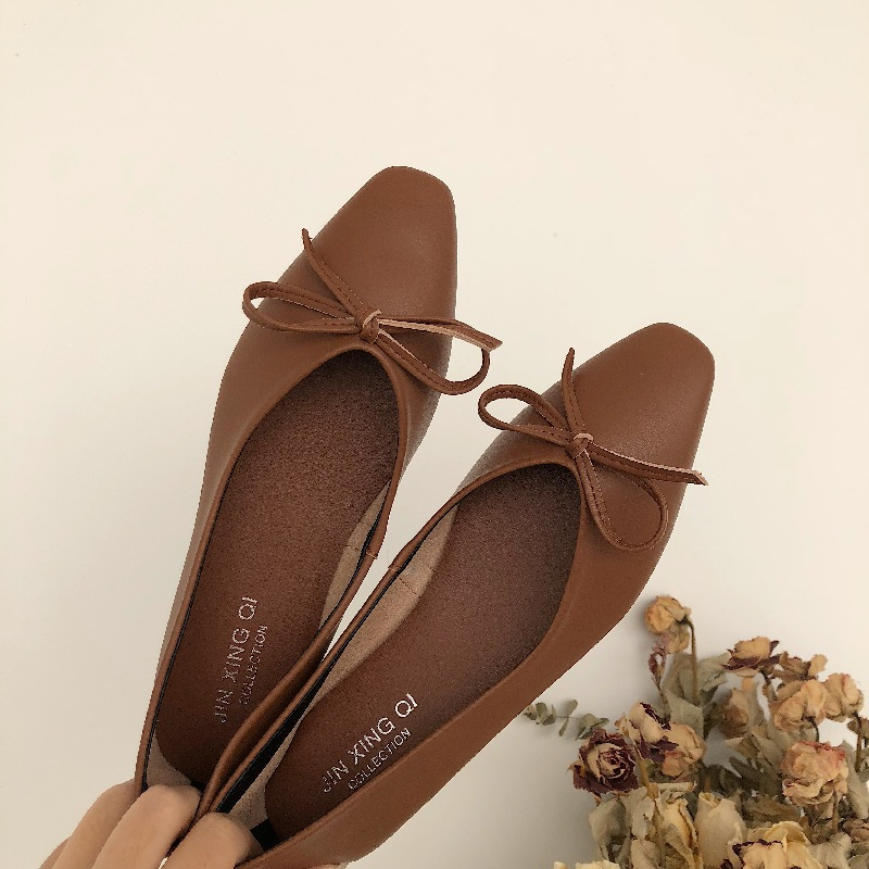 2021 New Woman Flat Loafer Moccasin Slip On Close Shoes Flats