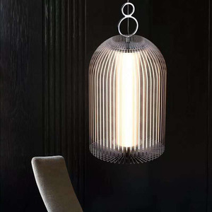 Image 5 - Nordycki wisiorek lampa Lamparas De Techo Colgante Moderna Lustre projektant lampa LED oprawy Suspendus Decor Luces Colgantes