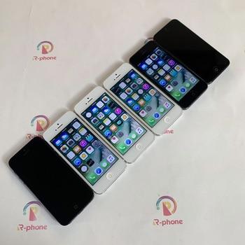 "Apple iPhone 5 Used (90%New) Mobile Phone GSM 3G 16GB 32GB 64GB ROM Wifi 8MP 4.0"" IOS Cellphone Unlocked Original 5"