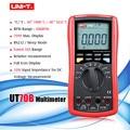 UNI T UT70B LCD Digital Multimeter Auto Range frequenz leitwert logic test transistor temperatur analog display uni-t ut70b lcd digital multimeterdigital multimeter -