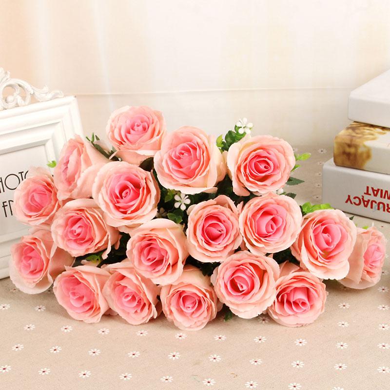 Купить коричневые высококачественные настоящие на ощупь лепестки роз