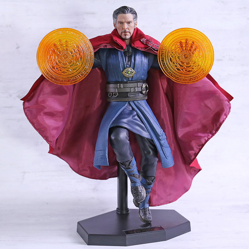 Crazy Toys Doctor Strange 1/6 Scale Collectible Figure Marvel Model Toy