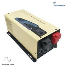 цена на High quality Low frequency Home power inverter 3000w with toridal transformer dc 12v 24v 48v to ac 110v 220v free shipping