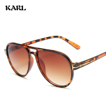 KARL Luxury Fashion Sunglasses Women Men Classic Retro Trend Round Sun Glasses Driving Lentes De Sol Mujer Gafas