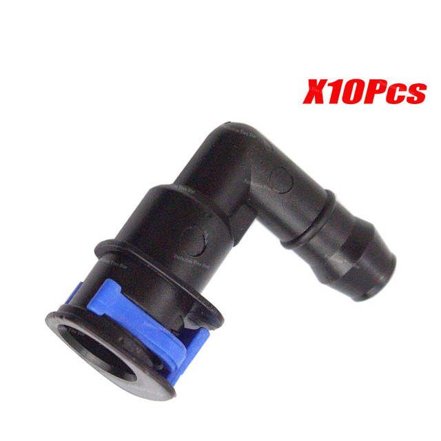 Windshield Washer Connector Hose Elbow 3B0955665C Gеnuіnе New Fit for V.W