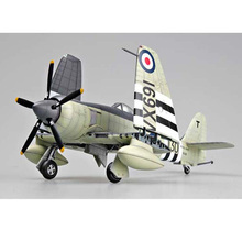 цена на Trumpeter  02844 1/48 1:48 Scale Hawker SEA FURY FB MK 11 Fighter Plane Airplane Aircraft Toy Plastic Assembly Model Kit