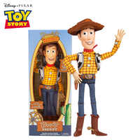 16 ''Toy Story 4 parlant Woody Jessie Buzz Lightyear Bo Peep poupée figurines d'action jouet à collectionner pour enfants cadeau de noël
